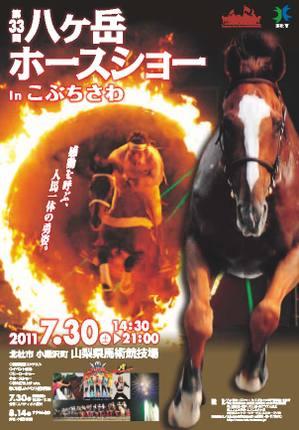Horse20112